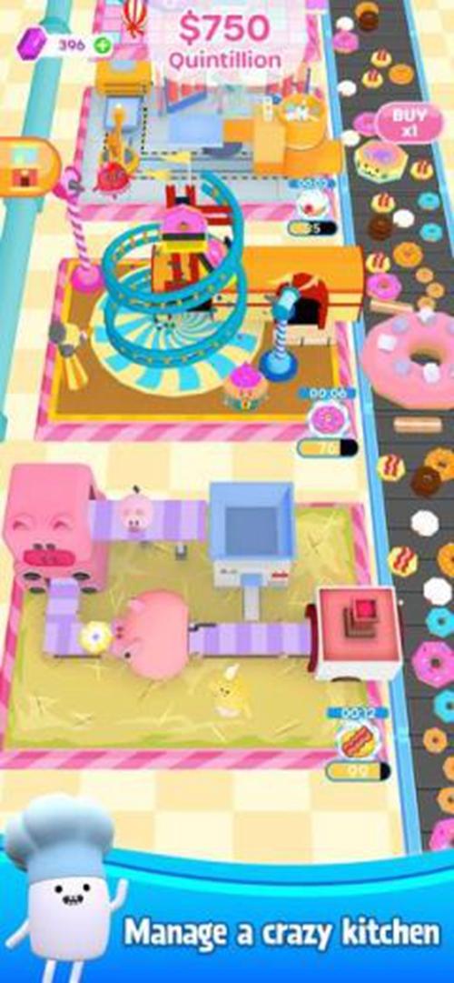 甜甜圈公司截图0
