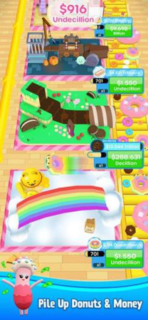 甜甜圈公司截图2