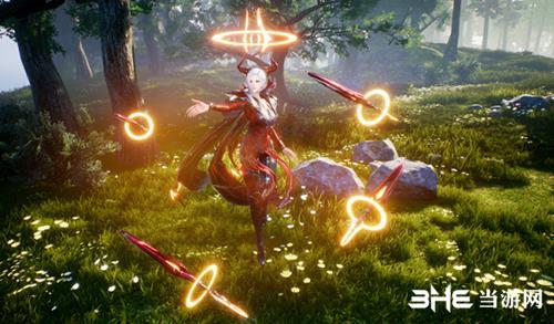 《天空之门》游戏画面