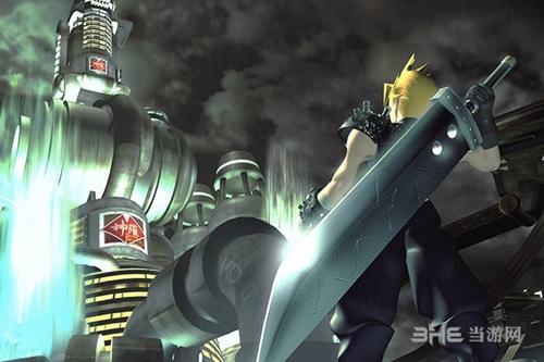 最终幻想7游戏截图