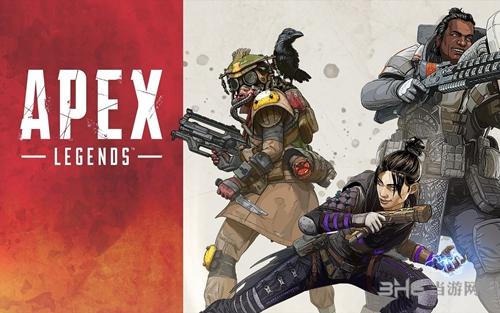 apex英雄宣传图