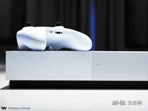 无光驱的 Xbox One S