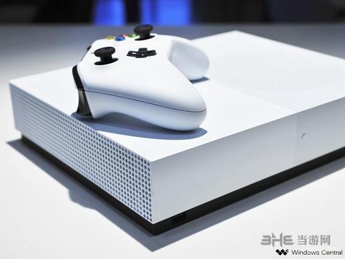 无光驱的 Xbox One S1