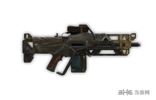 圣歌Defend rifle