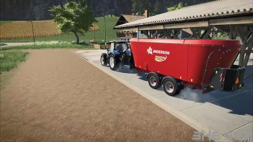 模拟农场19宣传片截图1