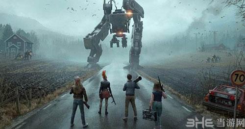 零世代坦克机器人游戏截图