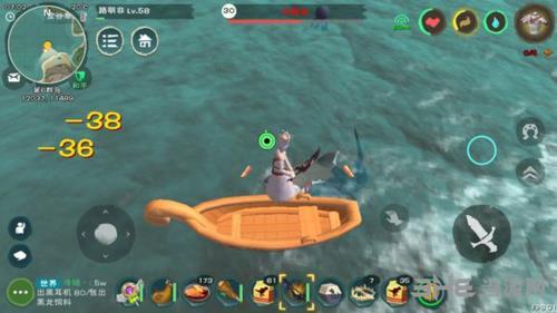 《创造与魔法》小鲨鱼刷新位置图2