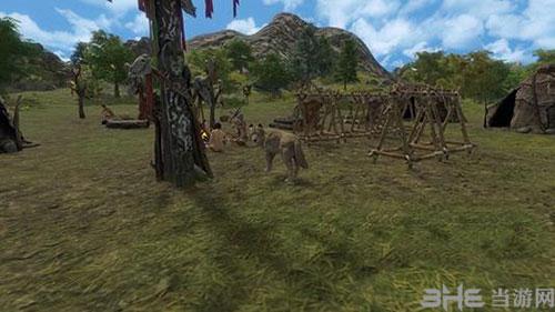 人类黎明游戏界面截图