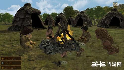 《人类黎明》游戏截图1