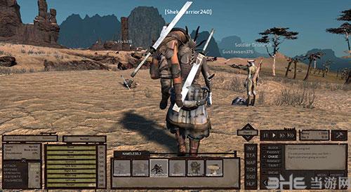 剑士游戏截图