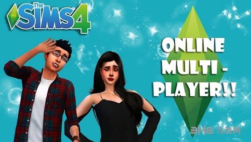 《模拟人生4》游戏宣传图
