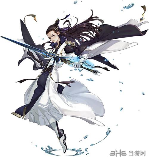 纯阳弟子可仗剑四方、快意江湖