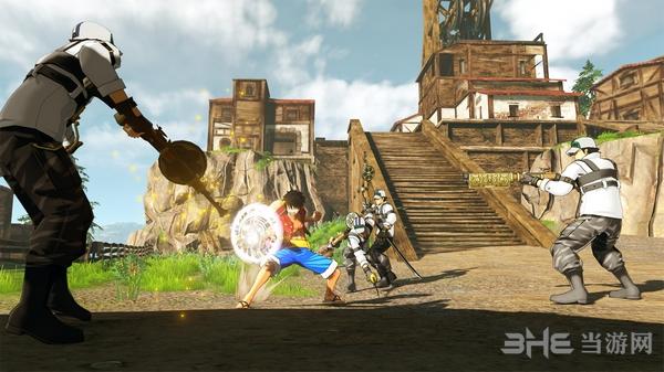 海贼王世界探索者游戏截图4