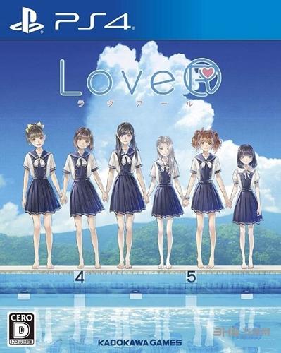 PlayStation4恋爱模拟养成游戏《LoveR》