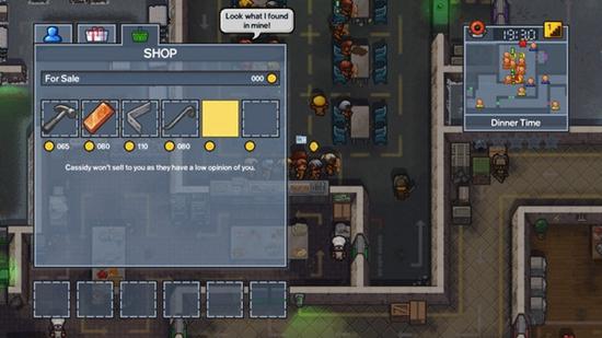逃脱者2游戏图片1