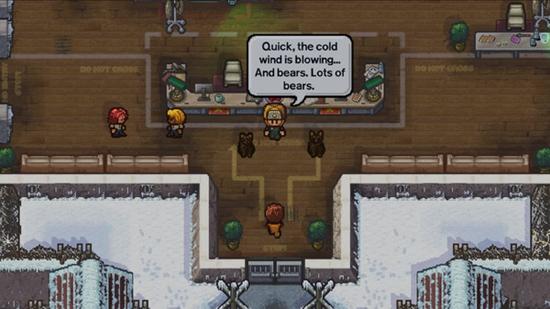 逃脱者2游戏图片2