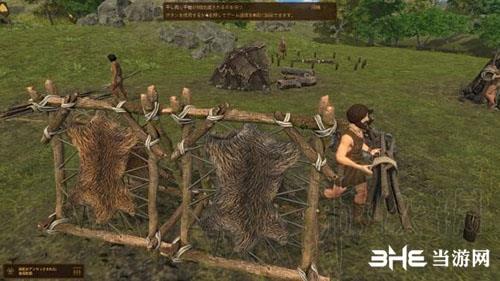 《人类黎明》游戏图