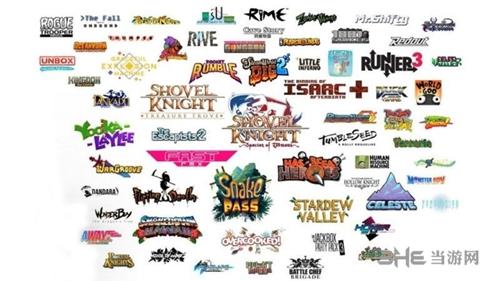 任天堂独立游戏阵容