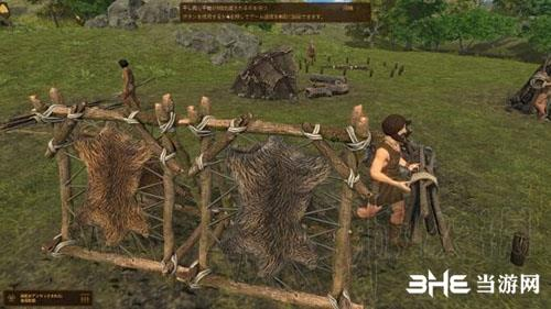 《人类黎明》游戏图2