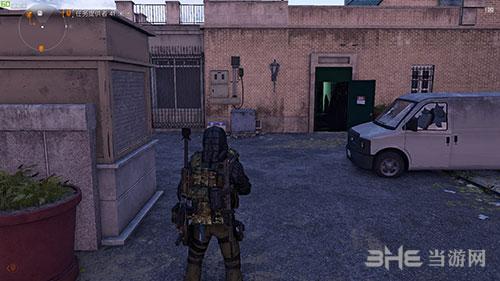 《全境封锁2》可以进入下水道的房子