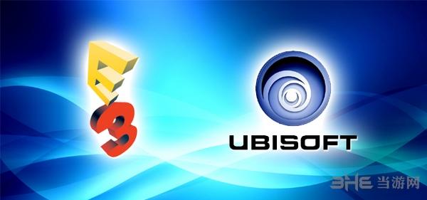 育碧E3宣传图