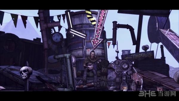无主之地年度版游戏截图2