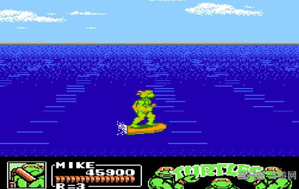 忍者神龟3无敌版截图5