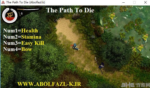死亡之路四项修改器截图0