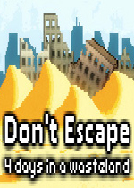 �e逃�x:在荒原的4天(Don't Escape: 4 Days in a Wasteland)中文硬�P版