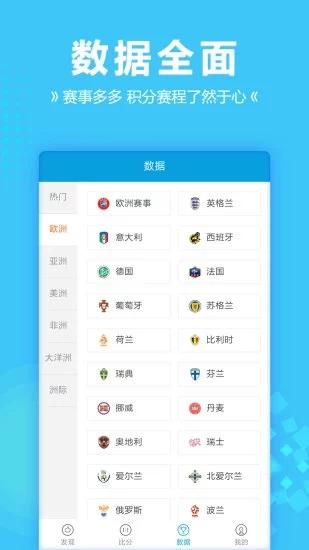 爱上足球app截图1