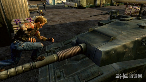 雇佣兵2:战火世界截图3
