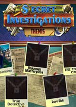 秘密�{查:忒��斯(Secret investigations: Themis)PC硬�P版