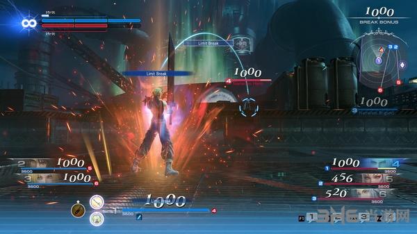最终幻想:纷争NT截图0