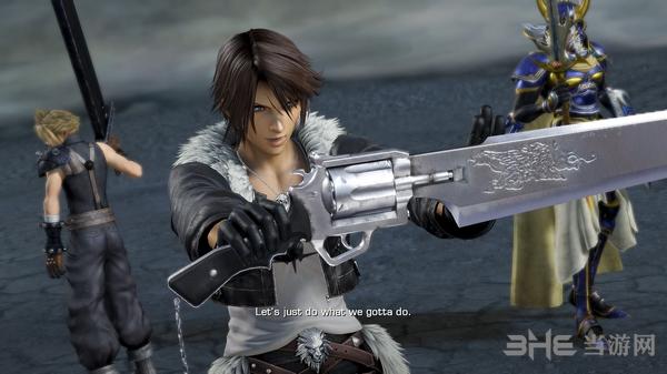 最终幻想:纷争NT截图1