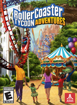 �^山�大亨:冒�U(Rollercoaster Tycoon Adventures)中文版