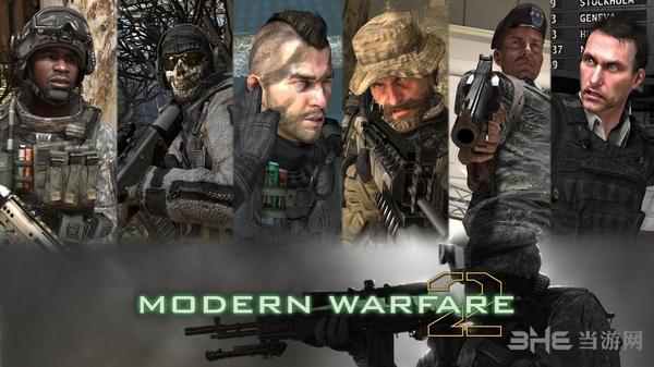 使命召唤:现代战争2高清重制版截图1