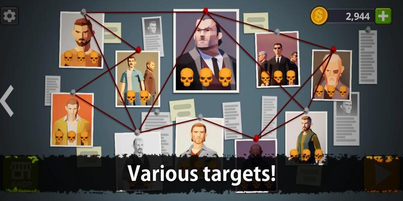 KillWill:新概念狙击手射击游戏