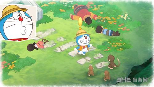 《哆啦A梦 大雄的牧场物语》截图