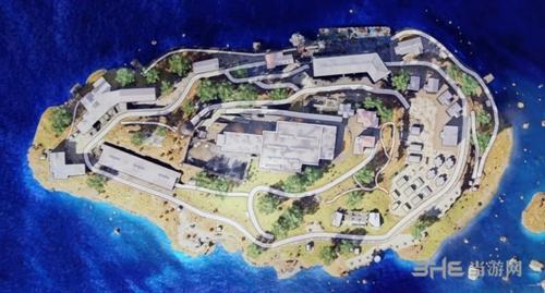 《使命召唤15:黑色行动4》地图