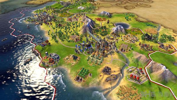 文明6游戏截图