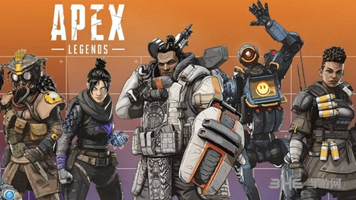 《Apex英雄》宣传图