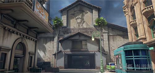 古巴哈瓦那酒厂