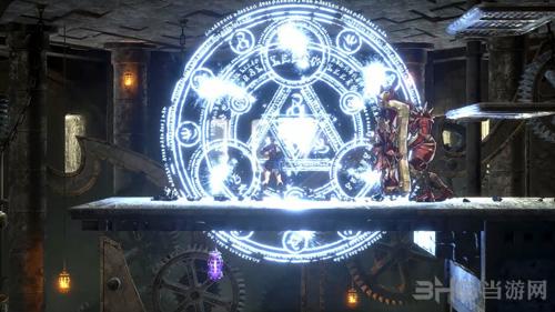 《血污:夜之仪式》游戏截图2
