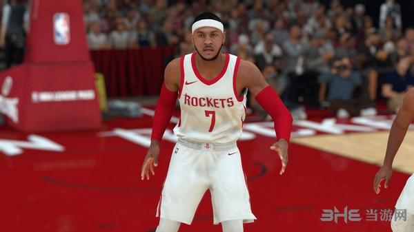 NBA2K19游�蚪�D1