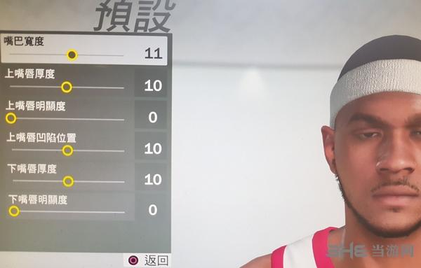 NBA2K19游�蚪�D10