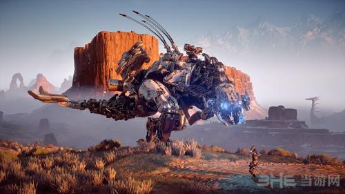 《地平线:黎明时分》 游戏截图