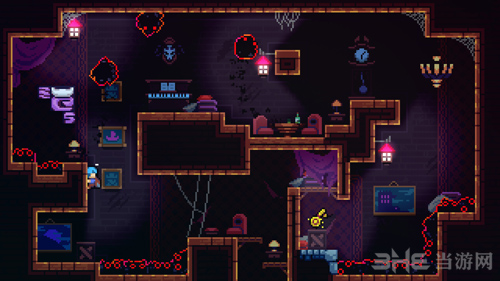 《蔚蓝》游戏截图3