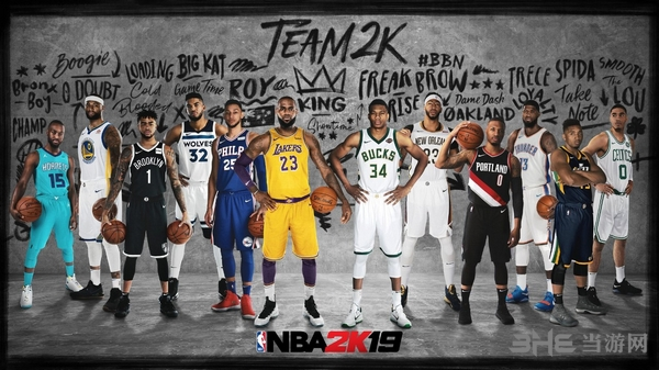 NBA2K19图片1