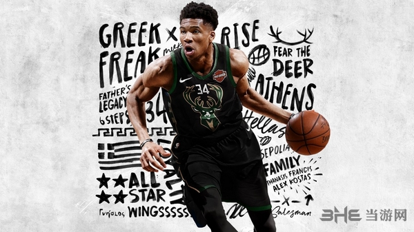 NBA2K19图片2