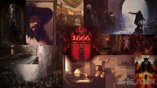 《1666:阿姆斯特丹》游戏截图